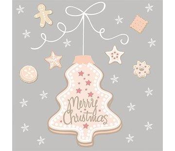 Weihnachts Servietten | Cookies Tree | 100% Tissue