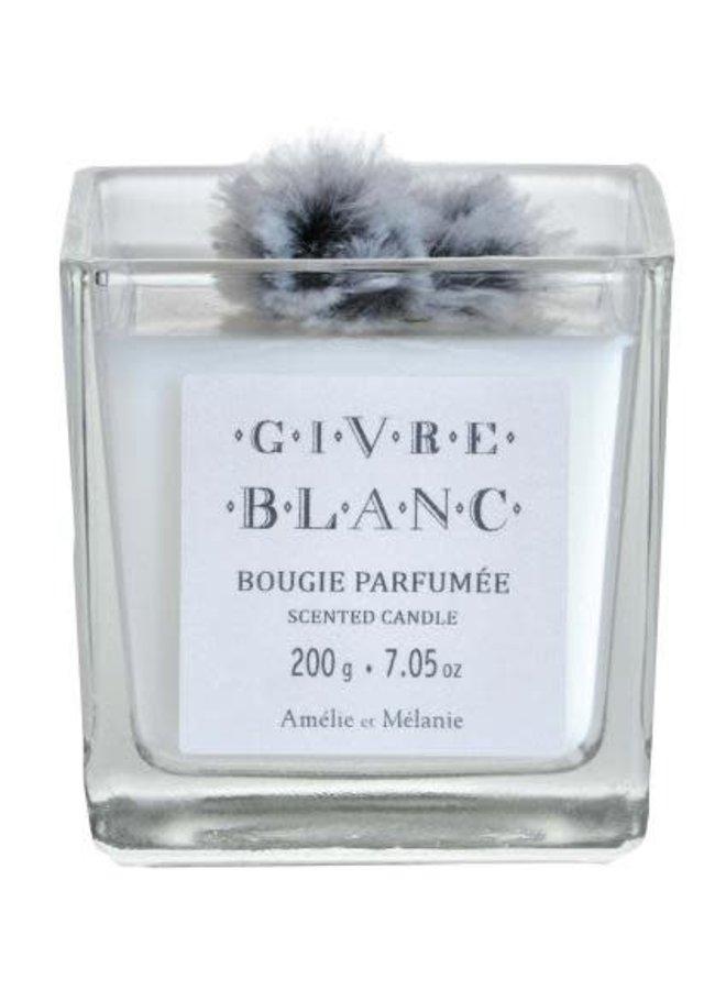Duftkerze 200gr | Givre Blanc
