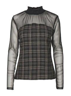 Cream Clothing Bluse | Orlinda Blouse | Pitch Black