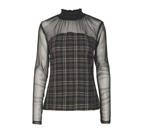 Cream Clothing Bluse   Orlinda Blouse   Pitch Black