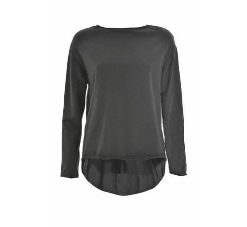 DEHA Sweatshirt | Crewneck Light Sweatshirt | Caviar Grey