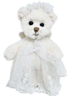 Bukowski Teddybär | Baby Hailey | Weiss
