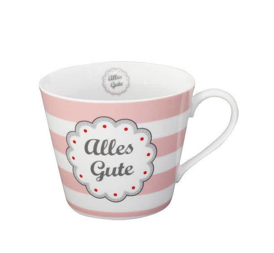 Tasse | Happy Cup | Alles Gute