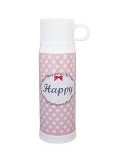 Krasilnikoff Thermoskanne | Thermo Flask | Happy