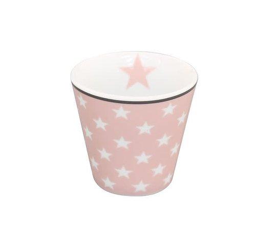 Krasilnikoff Espresso Tasse | Happy Mugs | Pink Star