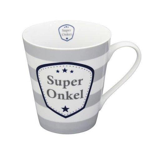 Krasilnikoff Tasse | Happy Mug | Super Onkel
