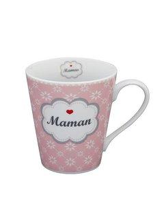 Krasilnikoff Tasse | Happy Mug | Maman