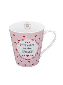 Krasilnikoff Tasse   Happy Mug   Mama ist die Beste