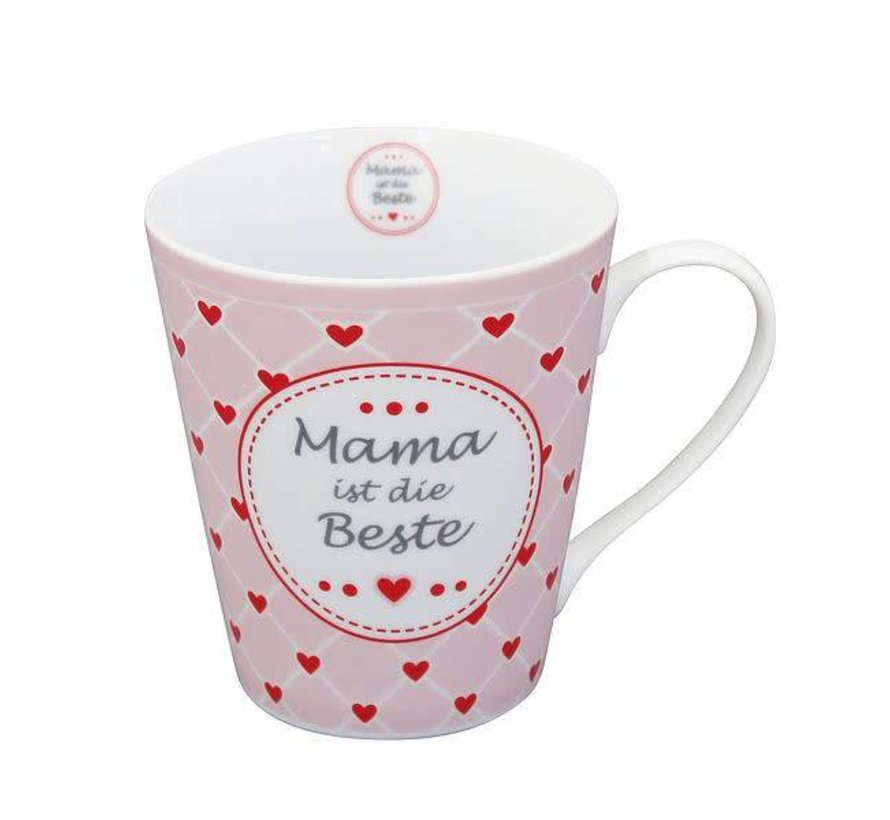 Tasse   Happy Mug   Mama ist die Beste