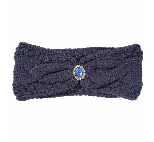 Clayre & Eef Stirnband Celia | Blau