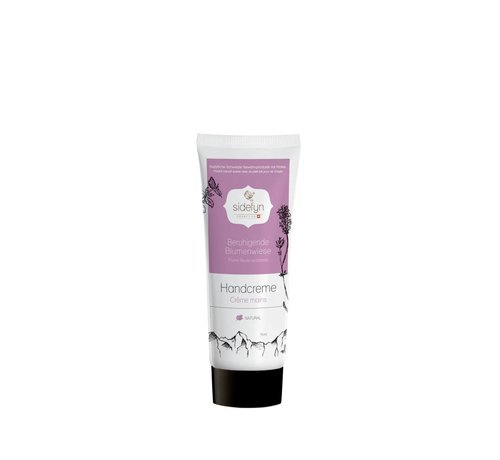 Sidefyn Cosmetics Handcreme | Beruhigende Blumenwiese