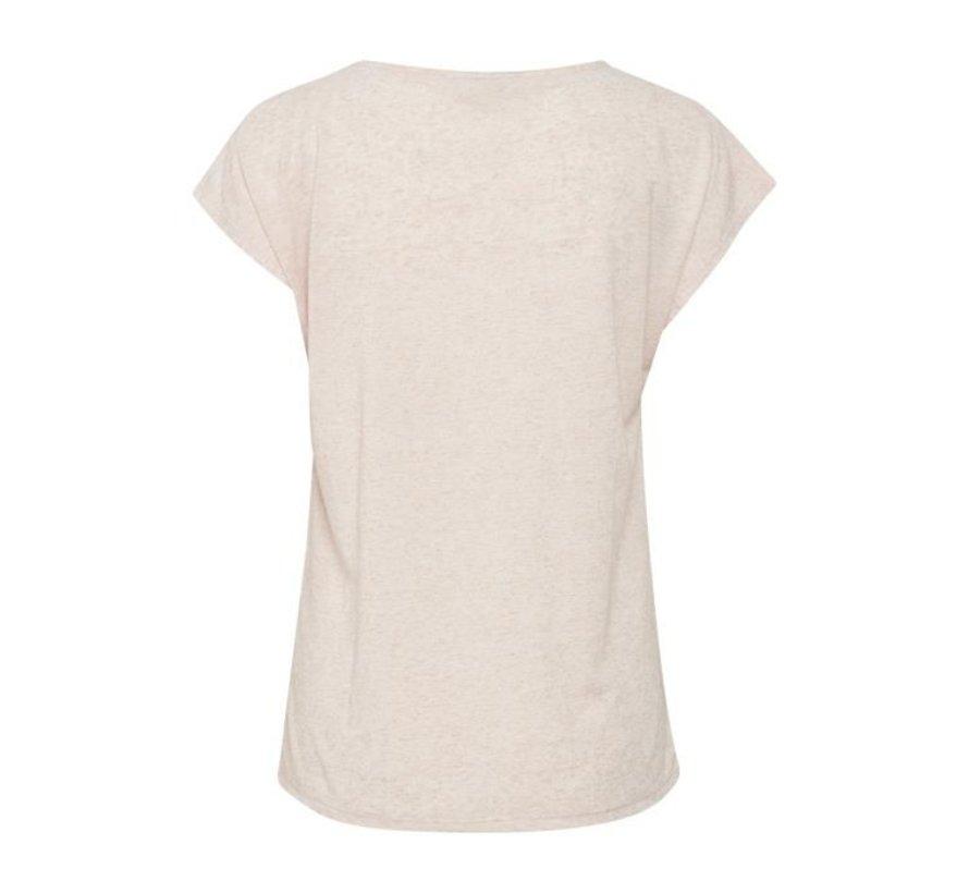 Shirt | Ally T-shirt | Spring Rose melange