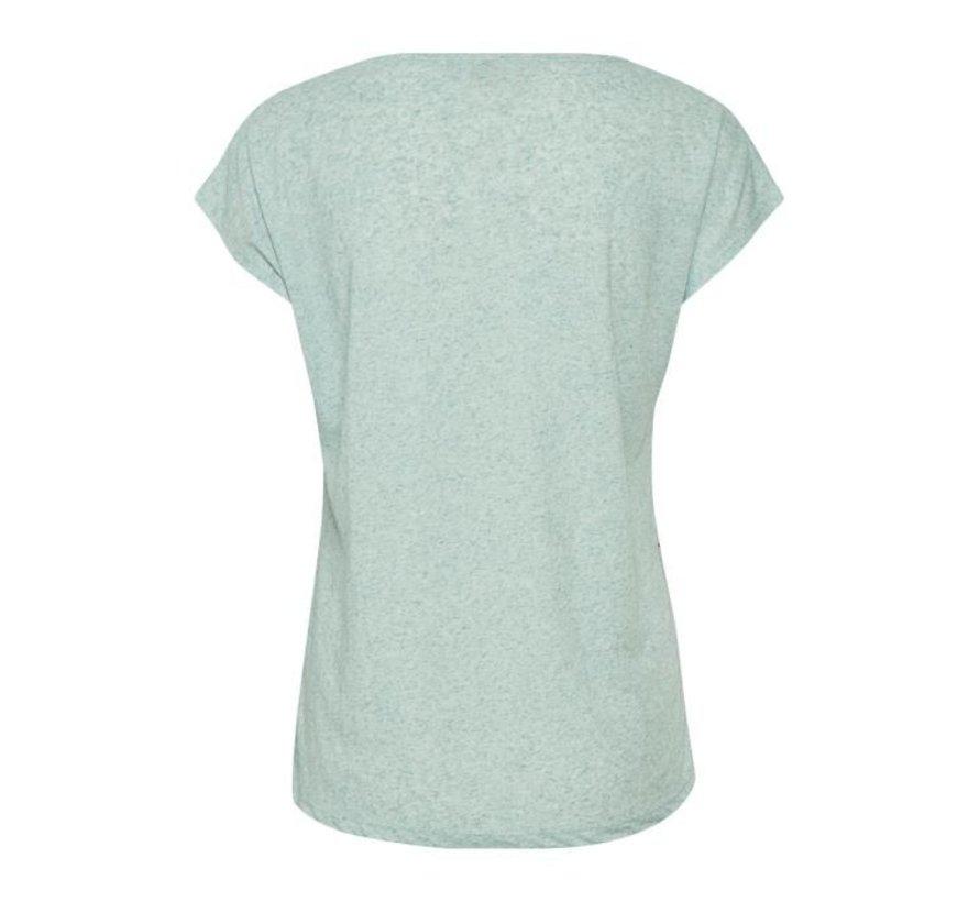 Shirt | Ally T-shirt | Misty Ocean