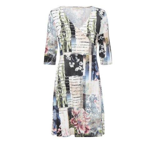Cream Clothing Kleid | Valentina Dress | Midnight Blue
