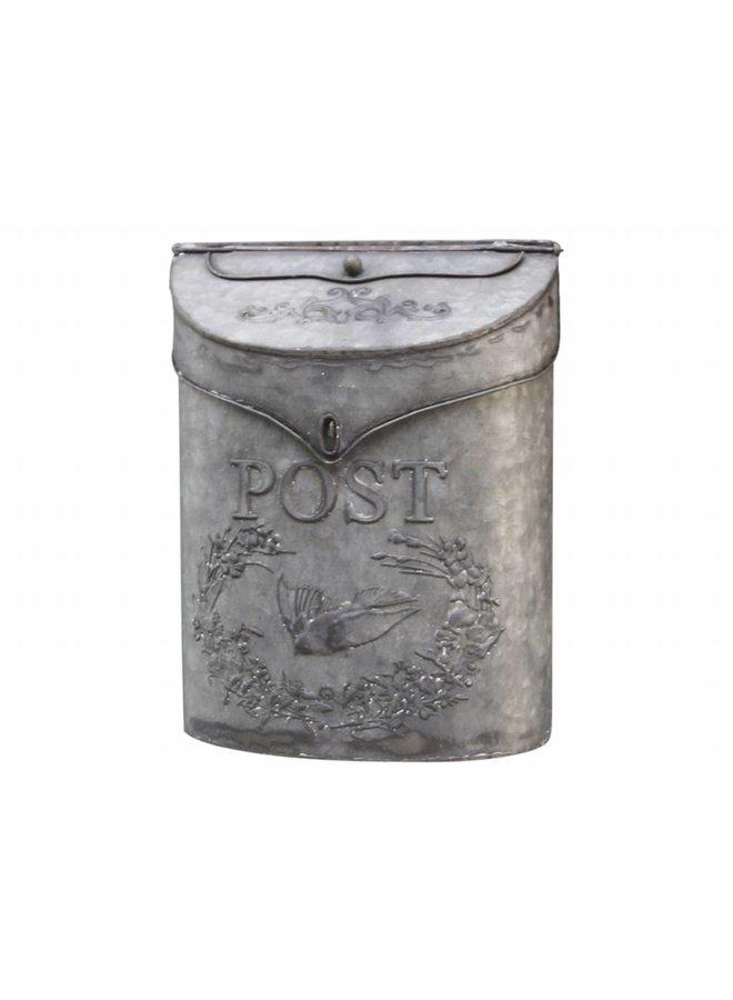 Briefkasten im Vintage Stil & Shabby Chic aus Metall