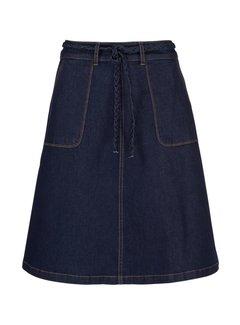 King Louie Rock | Rosa Skirt Denim | Ink Blue