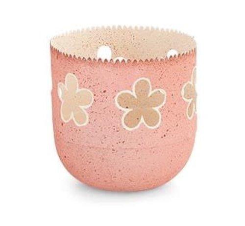 Teelicht | Rosa | Blume