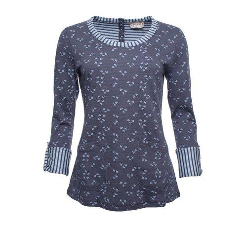 Sorgenfri Sylt Shirt | Lintje | night