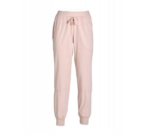 DEHA Hose | JOGGER PANTS | DARK ROSE