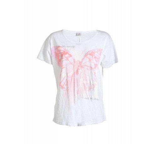 DEHA Shirt | GRAPHIC T-SHIRT | WHITE