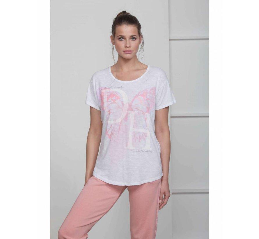 Shirt | GRAPHIC T-SHIRT | WHITE
