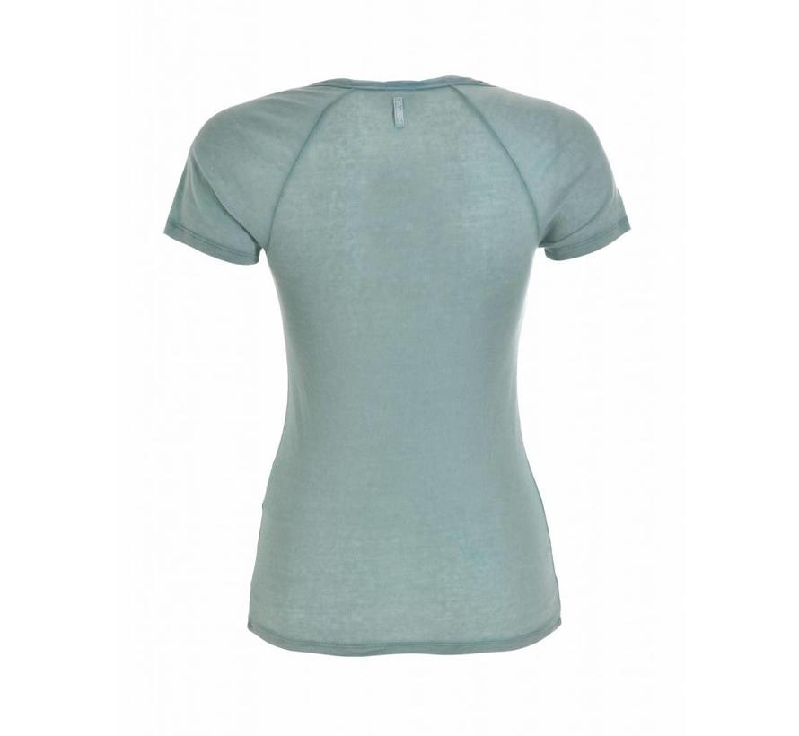 Shirt | V T-SHIRT | MINT