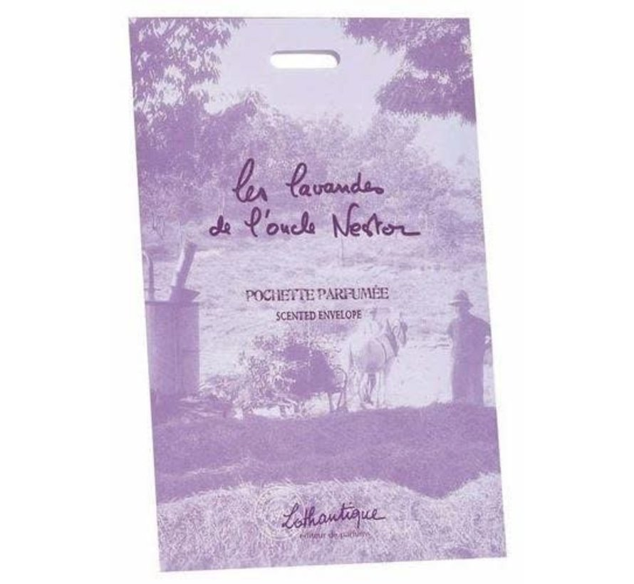 Lavendel Duft Couvert | Les Lavandes de l'oncle Nestor