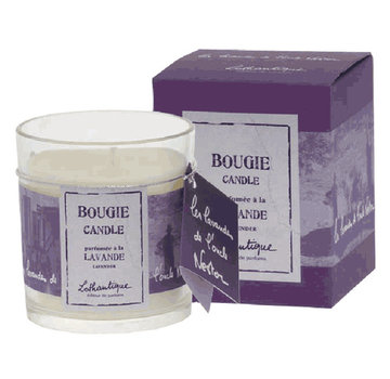 Lothantique Lavendel Duftkerze 140g   Les Lavandes de l'oncle Nestor