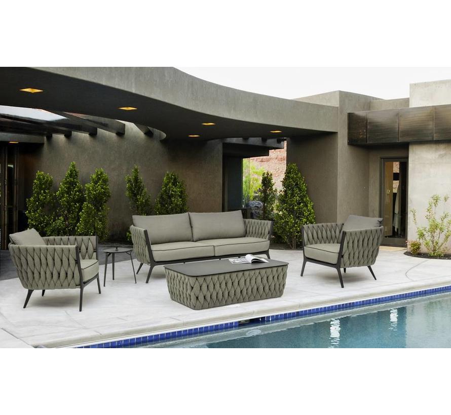 Lounge Tisch Xilos | Outdoor Gartentisch | Wetterfest