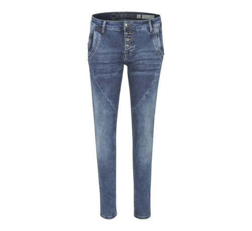 Cream Clothing Jeans   Bailey Jeans   Light Blue Denim