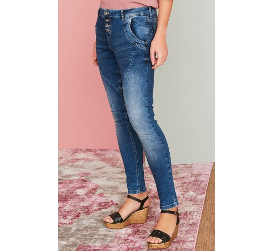 Jeans | Bailey Jeans | Light Blue Denim