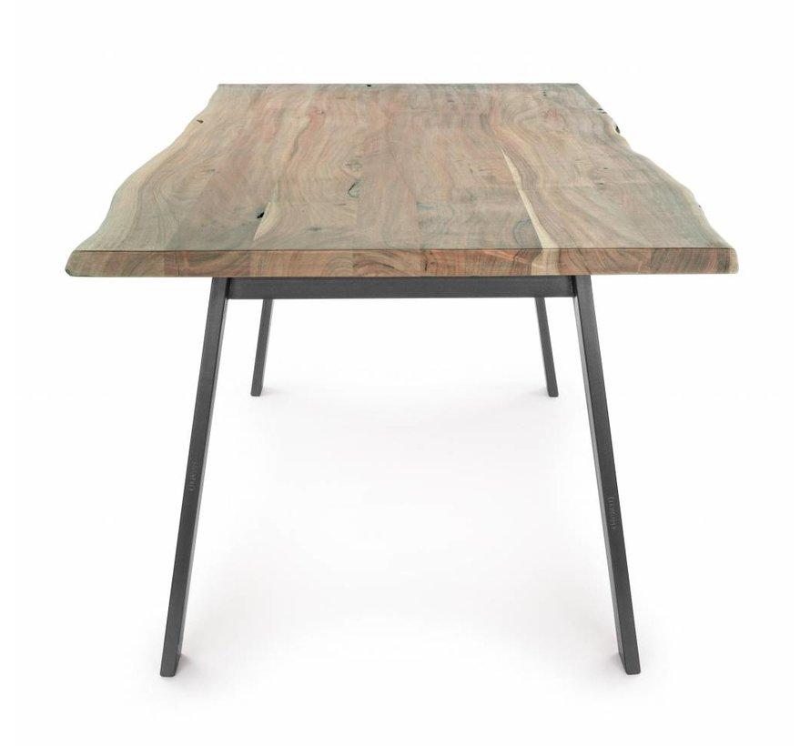 Esstisch Aron | Massivholz | 200x95x77 cm