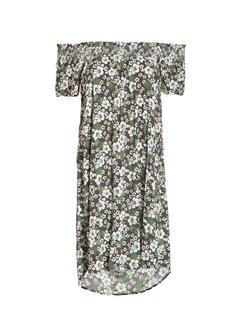 Blutsgeschwister Kleid | waikiki tuniki | hula hibiscus