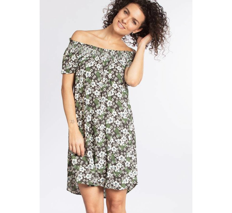 Kleid | waikiki tuniki | hula hibiscus