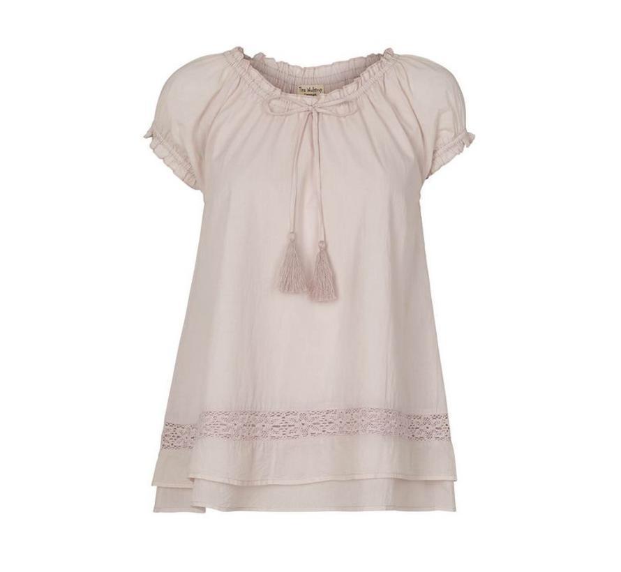 Shirt | Mauve | Altrosa