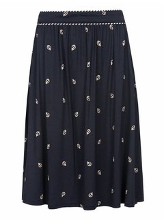 Vive Maria Rock | Ahoi Girl Skirt | navy