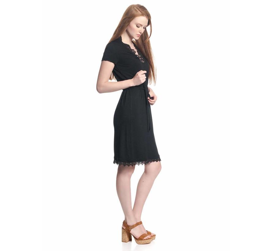 Kleid | Summer City Dress | black
