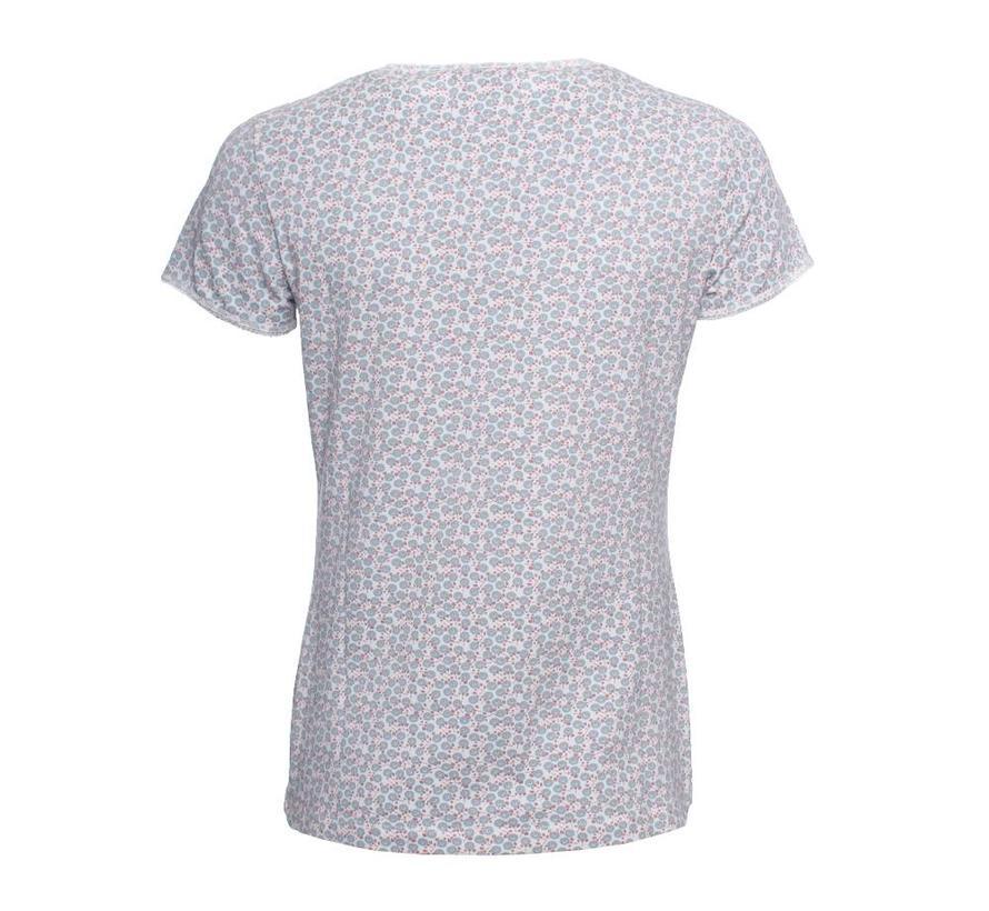 Shirt | Camille-misty green