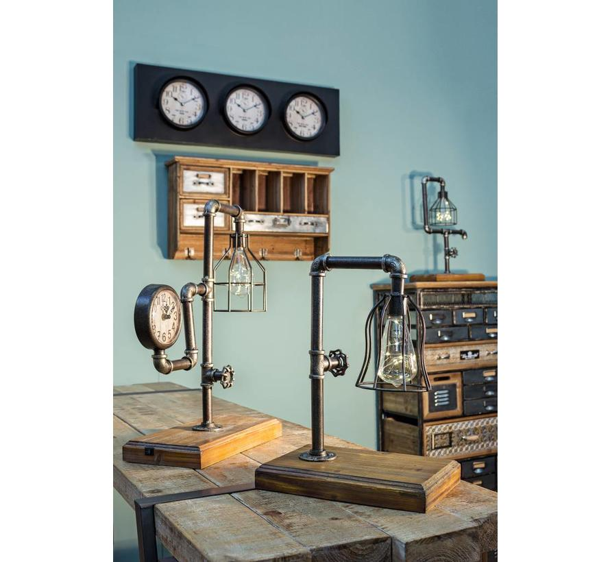 Vintage Büro Möbel   19 Fächer