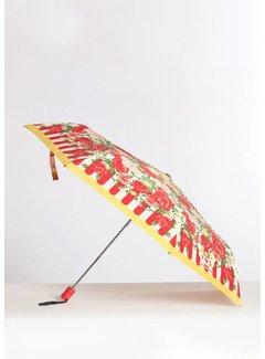 Blutsgeschwister Schirm | ciao bella umbrella | sunshine rose