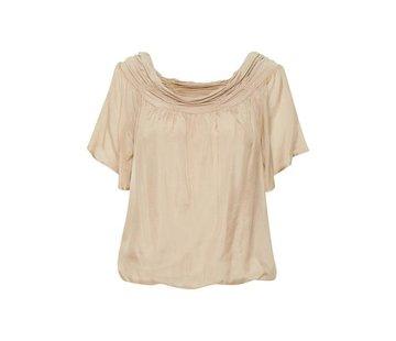 Cream Clothing Bluse | Tessa Blouse | Rose Dust