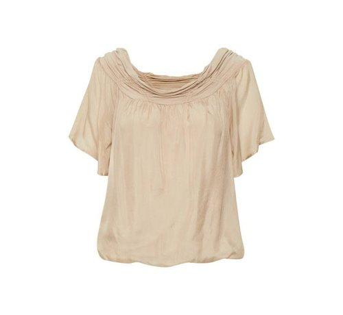 Cream Clothing Bluse   Tessa Blouse   Rose Dust