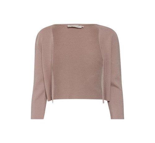 Cream Clothing Blazer | Ciara Bolero | Rose Dust