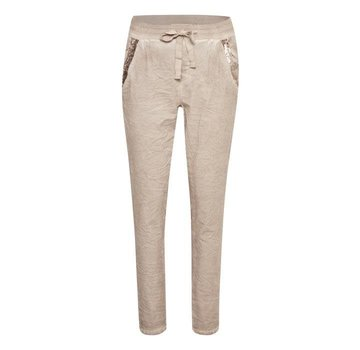 Cream Clothing Hosen | Dory pants | Simply Taupe