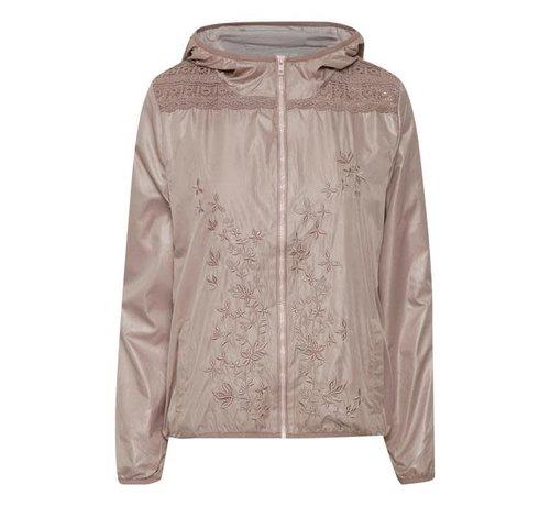Cream Clothing Jacke | Natalie Jacket | Simply Taupe