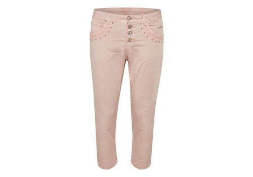 Cream Clothing Hosen | Tilde Capri - Bailey fit-slim | Sepia Rose
