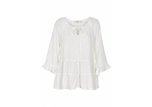 Cream Clothing Bluse | Debby Blouse | Chalk