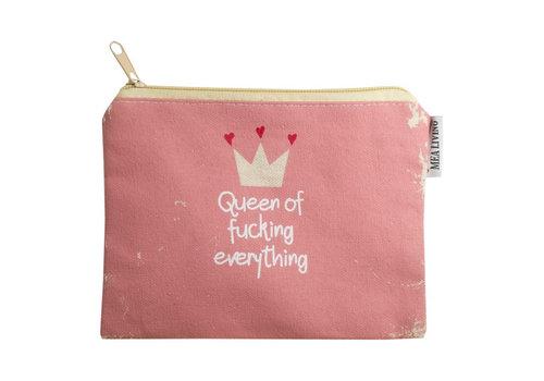 Mea Living Kleine Kosmetiktasche | Queen of everything