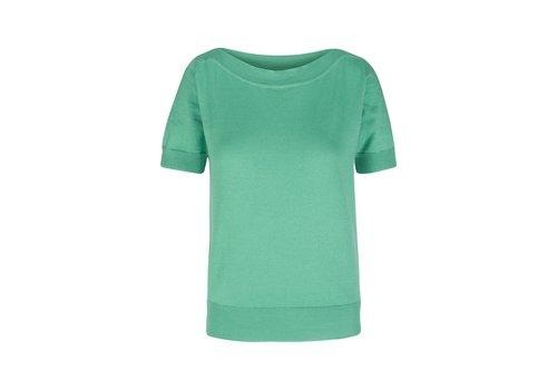 King Louie Shirt | Audrey Top Cottonclub | Mint Green