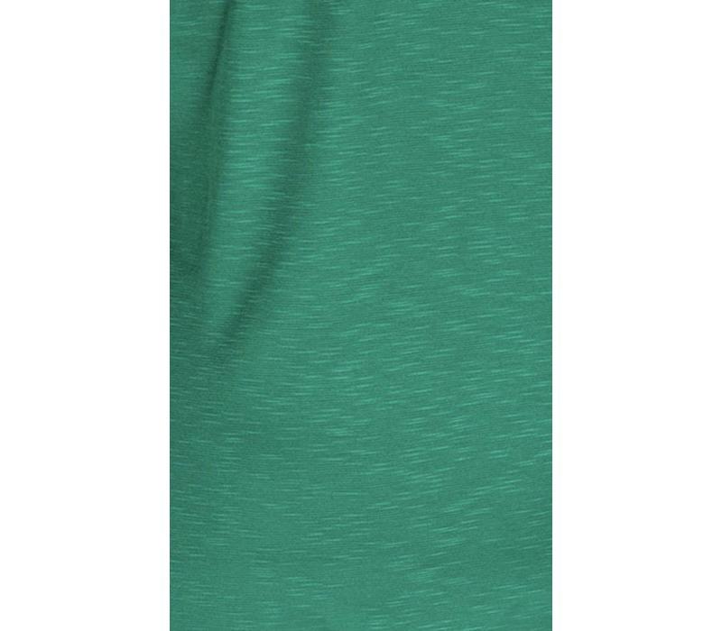 Shirt | Goldie Top Uni Slub | Para Green